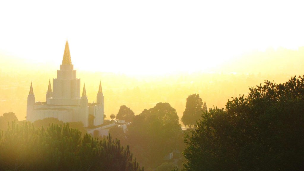 Use the Temple to teach goal setting to kids