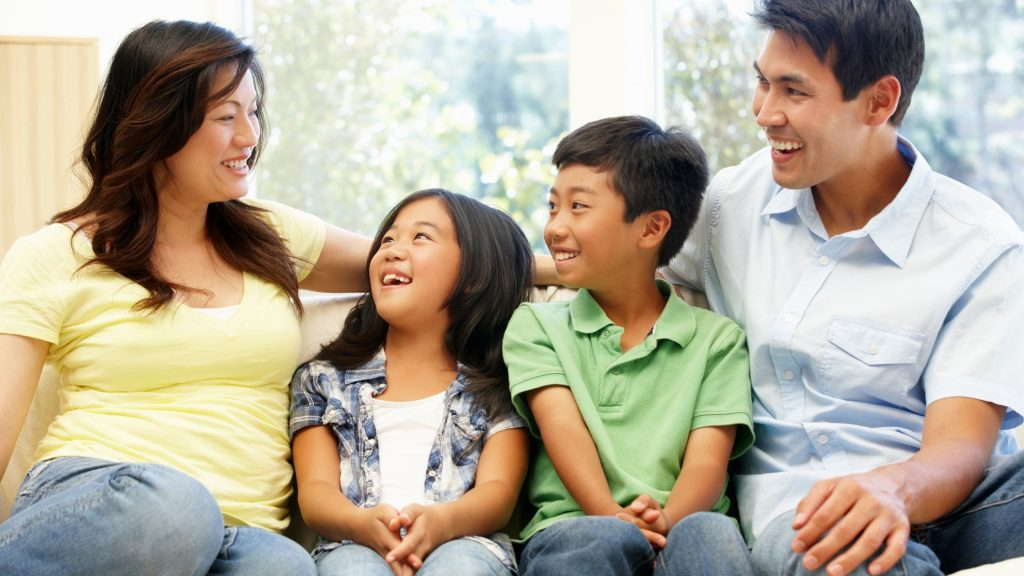 How the Temple can help you be a better parent