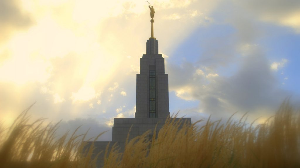 How the Temple can make you a better parent: Healing, peace, strength