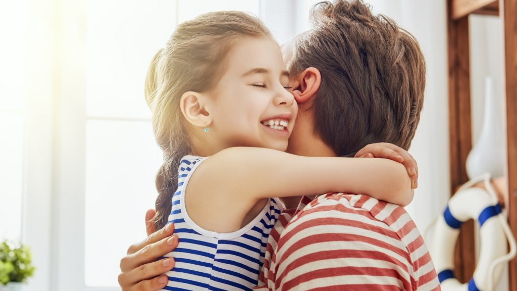 Teaching children the value of fathers