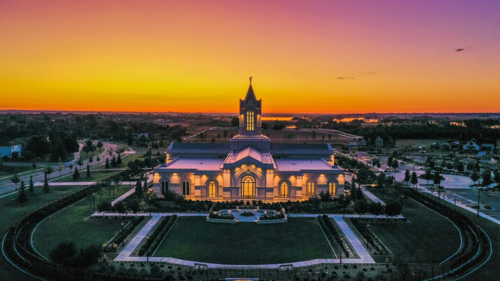 1st time at the Temple? 2 ways to can help your child be spiritually prepared